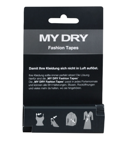 MYDRY Fashion Tapes 20 Stück